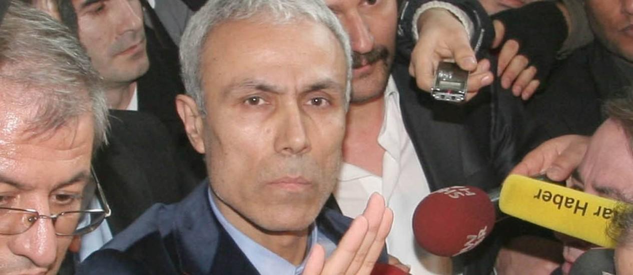 Mehmet Ali Agca libertado da prisão em janeiro de 2010, depois de quase 30 anos Foto: ADEM ALTAN / AFP