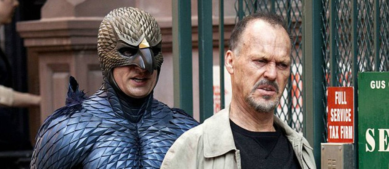 'Birdman', de Alejandro González Iñárritu Foto: Divulgação