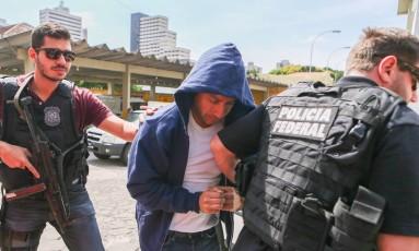 Fernando Soares vai confirmar que mantinha negócios ilícitos com a Petrobras Foto: Terceiro / Agência O Globo