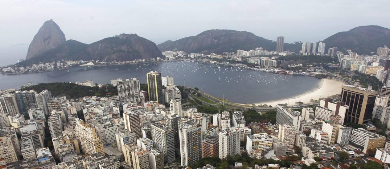 Premiação inclui urbanismo, residenciais e paisagismo Foto: Custódio Coimbra / Agência O Globo