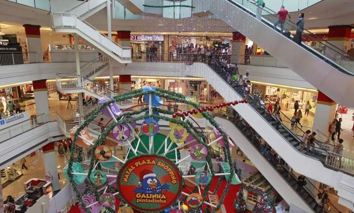 Queridinho dos niteroienses, Plaza Shopping venceu em quatro categorias da pesquisa Foto: Márcio Alves