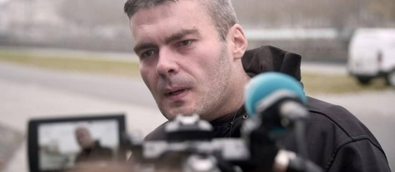 O tribunal determinou recentemente que ele não tinha o direito de visitar o filho Foto: AFP