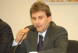 O doleiro Alberto Youssef Foto: Geraldo Magela / Agência Senado