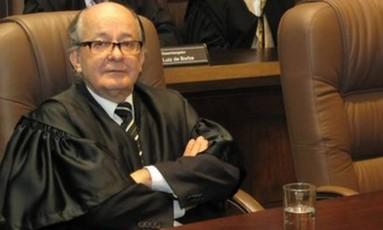 """Newton Trisotto disse que a corrupção brasileira é """"uma das maiores vergonhas da humanidade"""". Foto: Divulgação Assessoria de Imprensa TJSC"""