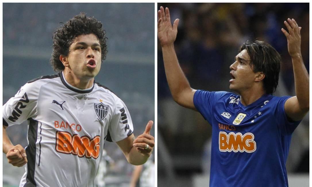 5b2a22bfc3 Cruzeiro e Atlético-MG decidem