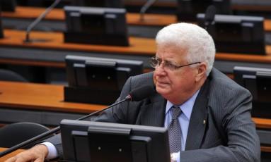 Deputado Nelson Meurer (PP) é citado em planilha de doleiro Foto: Agência Câmara