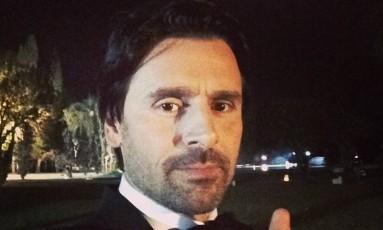 Ator Murilo Rosa foi vítima de vazamento de imagens íntimas Foto: Reprodução/Instagram