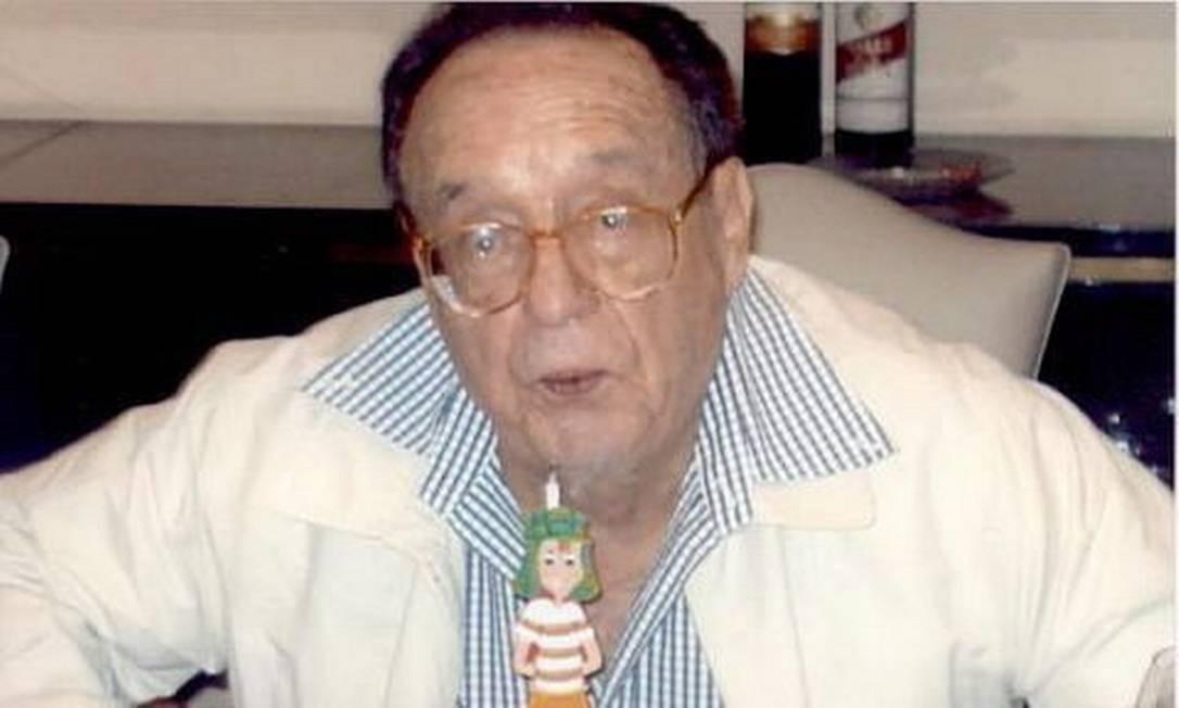 Em 2011, ele comemorou os 40 anos do seriado. Foto: Agência O Globo