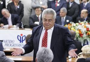 O ex-deputado Pedro Corrêa é acusado de pegar dinheiro com doleiro Foto: Ailton de Freitas / Ailton de Freitas/03-04-2007