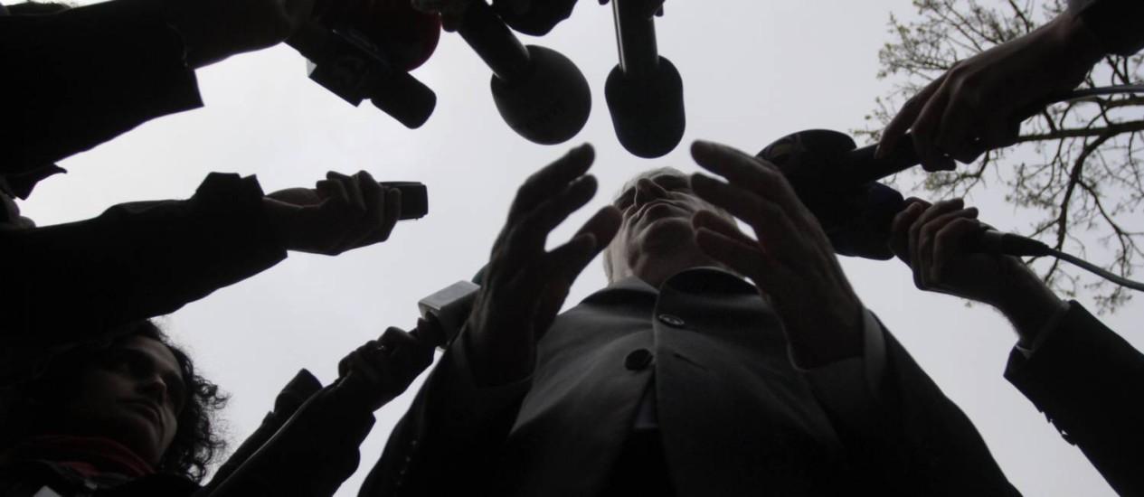José Sócrates enfrenta acusações de corrupção, lavagem de dinheiro e fraude fiscal Foto: Francisco Seco / AP