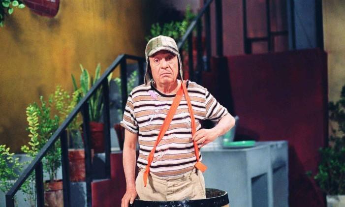 Chaves, o maior sucesso de Roberto Bolaños Foto: Divulgação