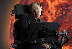 O físico Stephen Hawking Foto: Divulgação