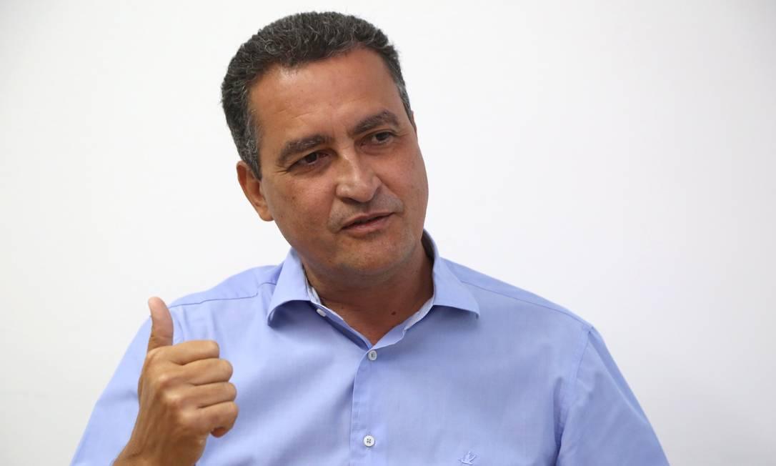 Rui Costa, governador eleito da Bahia, é um dos inocentados no Conselho de Ética da Câmara por suspeita levantada em revista Foto: Mateus Pereira / Agência O Globo