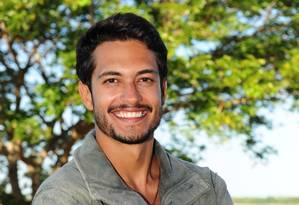 Raphael Vianna entra em 'Império' como um personal trainer Foto: Divulgação/TV Globo