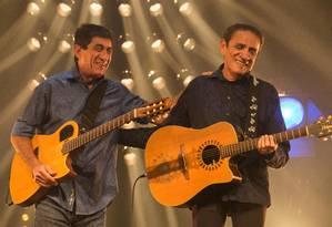 Fagner e Zé Ramalho Foto: Divulgação / Marcos Hermes