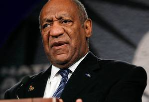 O comediante Bill Cosby em foto de abril de 2013 Foto: Reprodução