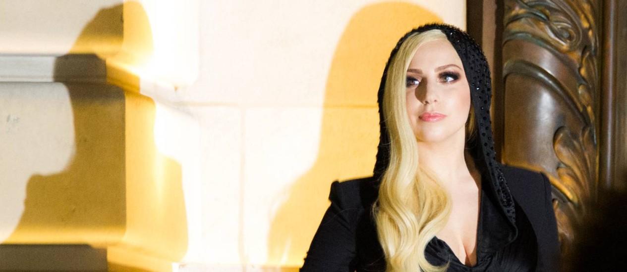Lady Gaga: 'Eu era muito ingênua' Foto: AP