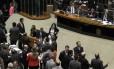 Congresso mantém vetos e limpa pauta para votar meta fiscal