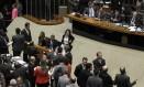 Congresso mantém vetos e limpa pauta para votar meta fiscal Foto: Givaldo Barbosa / Agência O Globo