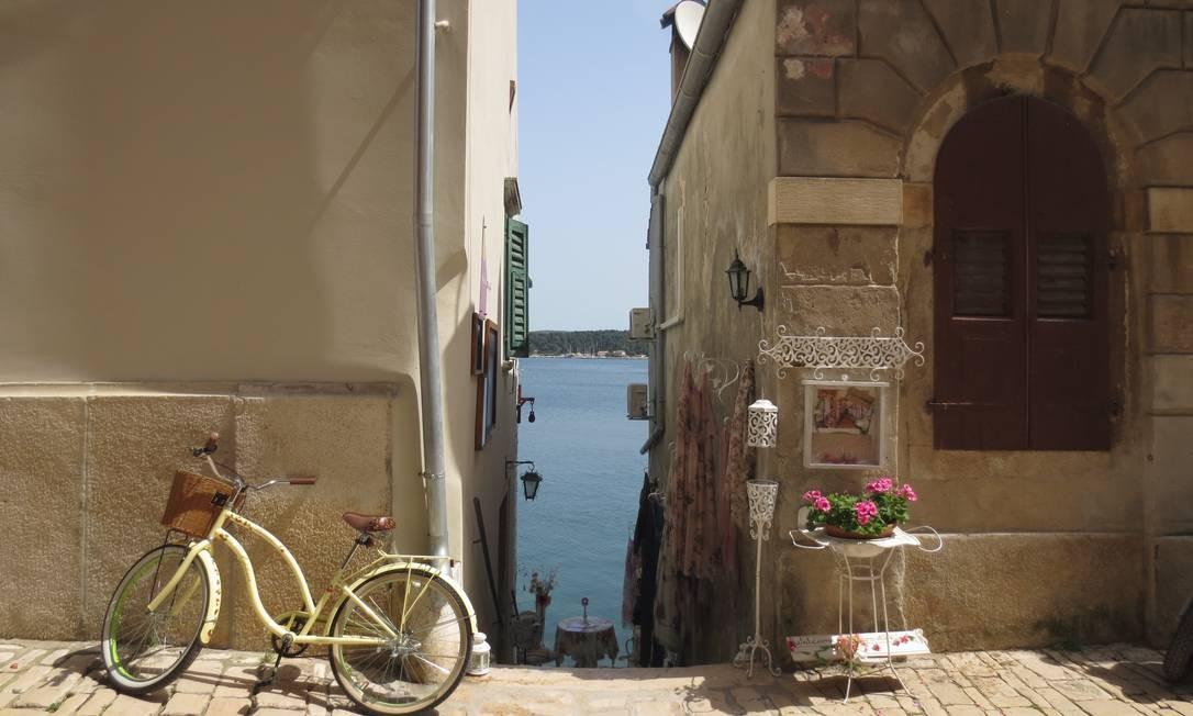 Influência italiana marca paisagem, gastronomia e cultura da Ístria, na Croácia