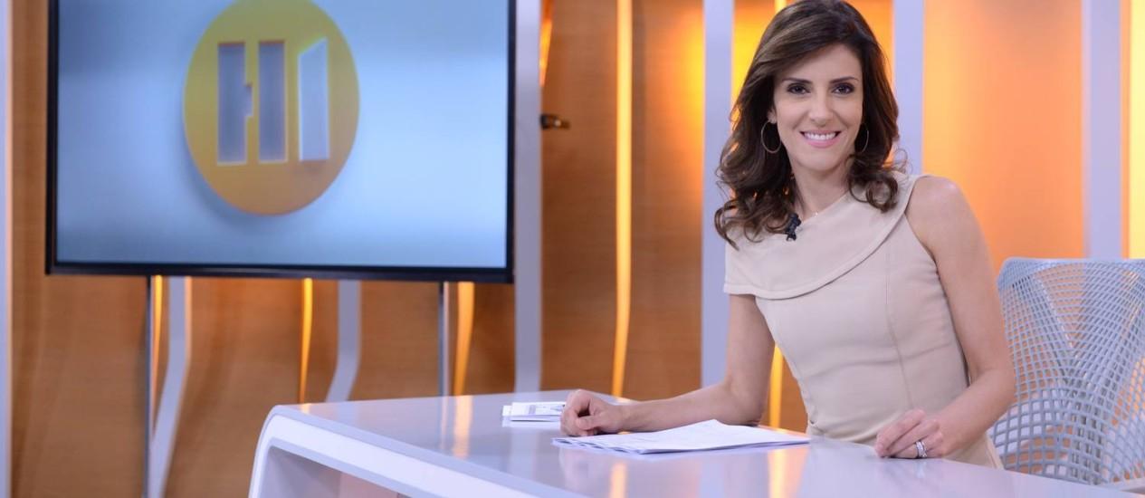 Atração apresentada por Monalisa Perrone recebe elogios dos espectadores Foto: Globo/Ze Paulo Cardeal