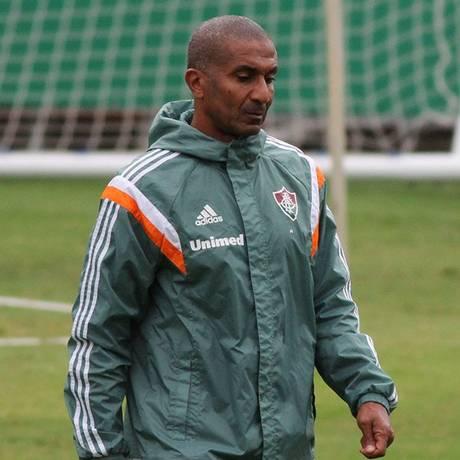 Cristóvão diz que o Fluminense poderia ter ido mais longe no Brasileiro Foto: Photocamera / Divulgação