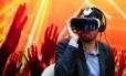 O Samsung Gear VR foi apresentado durante a IFA Consumer Electronic Show, realizada em Berlim em setembro deste ano