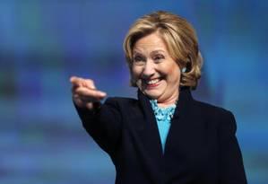 Hillary Foto: AP