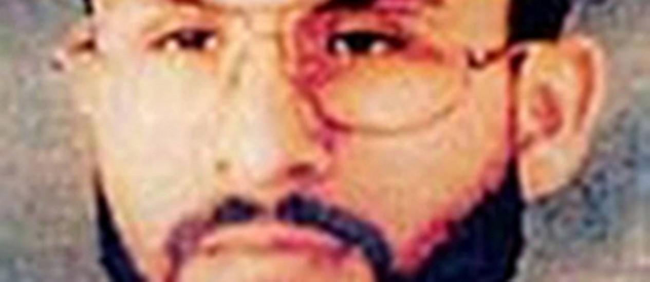 Abu Zubaydah foi o primeiro suspeito de terrorismo capturado após os ataques de 11 de setembro, e submetido à tortura em prisões secretas da CIA Foto: Anonymous / AP