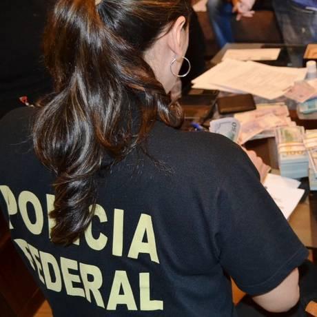 Polícia Federal cumpre 24 mandados de busca e apreensão em operação para prender quadrilha de traficantes internacionais Foto: Divulgação