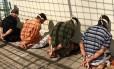 Detentos iraquianos