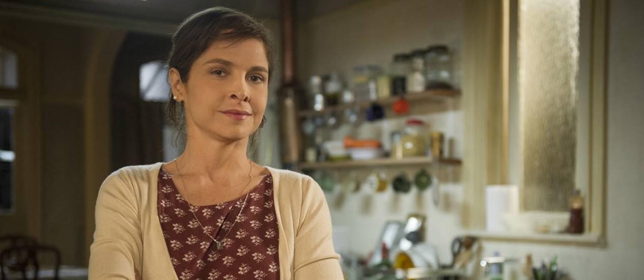Drica Moraes pode voltar à trama de 'Império' Foto: João Cotta / TV Globo