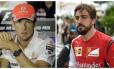 Button e Alonso estarão juntos na McLaren em 2015