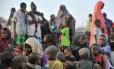 Refugiados somalis no Quênia: no Chifre da África, população foge da fome e da seca