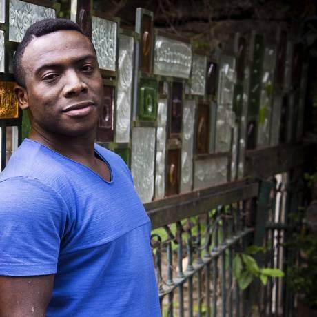 O ator Rafael Machado Foto: Guito Moreto