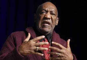 O comediante Bill Cosby, de 77 anos, é acusado de molestar pelo menos 17 mulheres Foto: John Minchillo / John Minchillo/Invision/AP