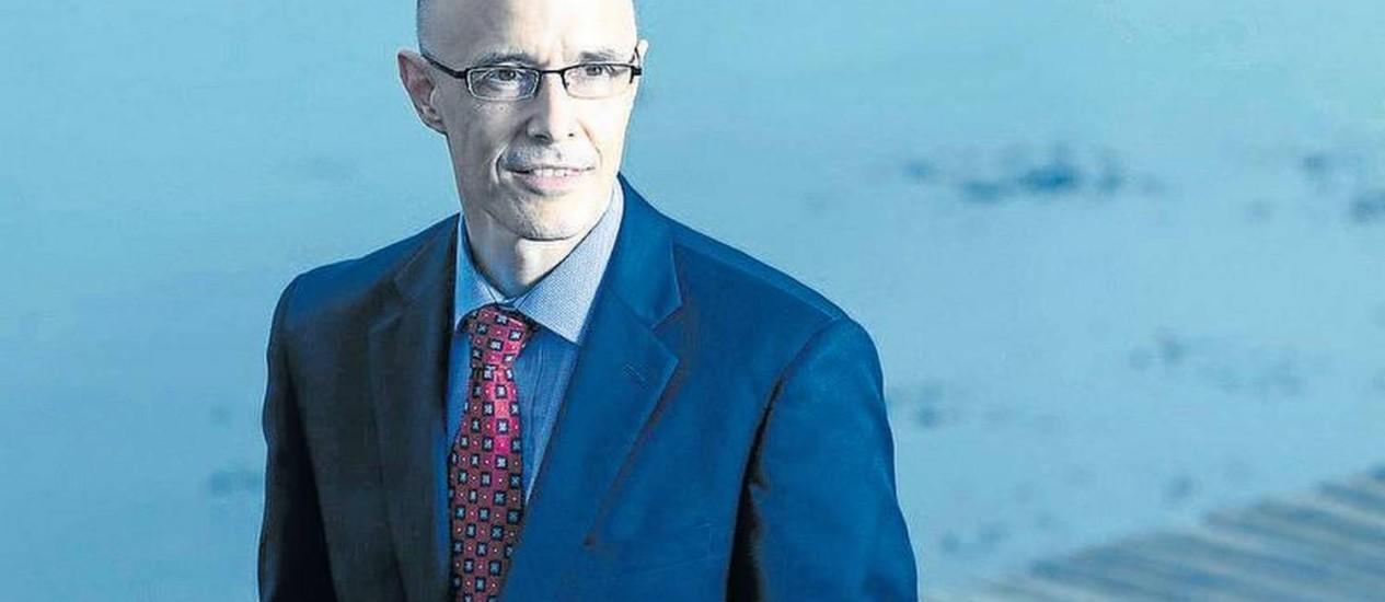 Jim Tucker, médico americano Foto: Leo Martins