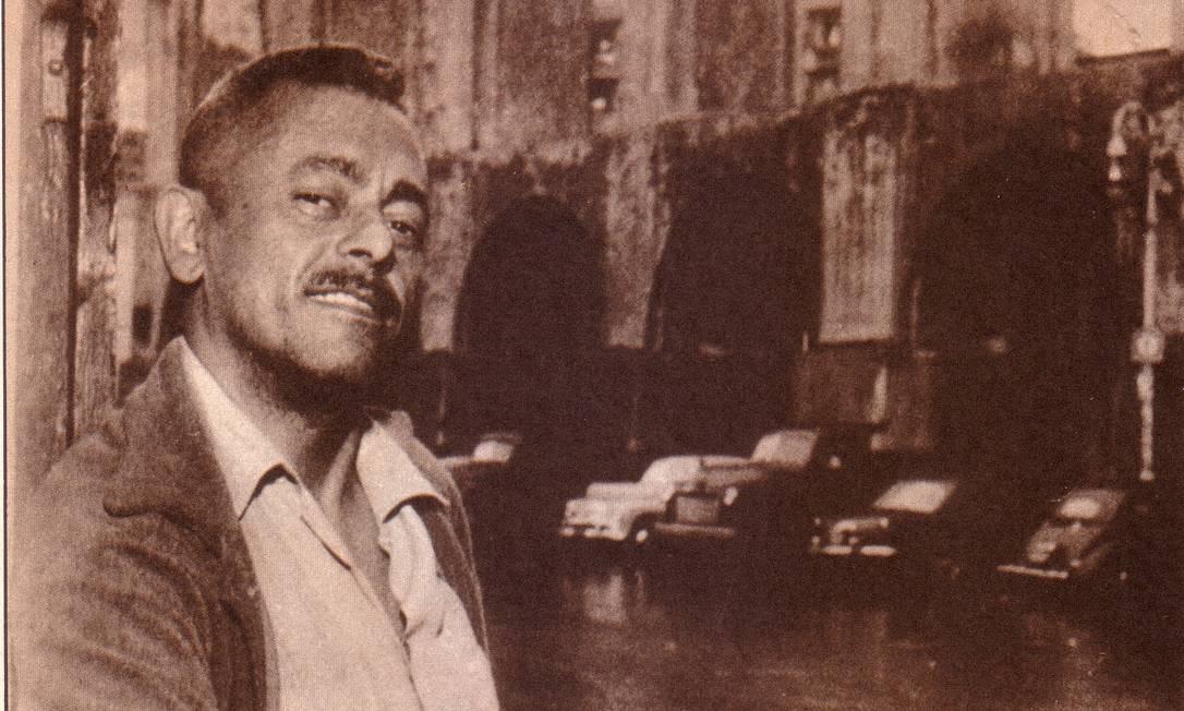 """Assis Valente em 1951. Biografia de Assis Valente, """"Quem samba tem alegria"""""""
