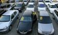 Loja de carros no Rio