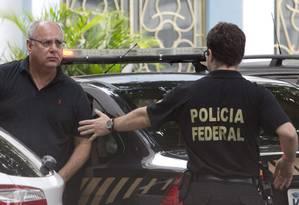 Ex-diretor de Serviço da Petrobras Renato Duque autorizou contrato em branco Foto: Márcia Foletto / Agência O Globo