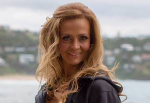Marcia Mikhael estaria entre os reféns de café na Austrália Foto: Divulgação/Facebook