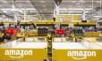 Amazon informou que está trabalhando para cancelar pedidos que ainda não foram completados
