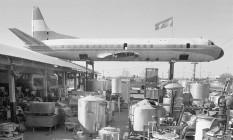 Condor. Avião teria sido usado para jogar opositores em alto-mar Foto: Reprodução/Joao Pina / Reprodução/Joao Pina