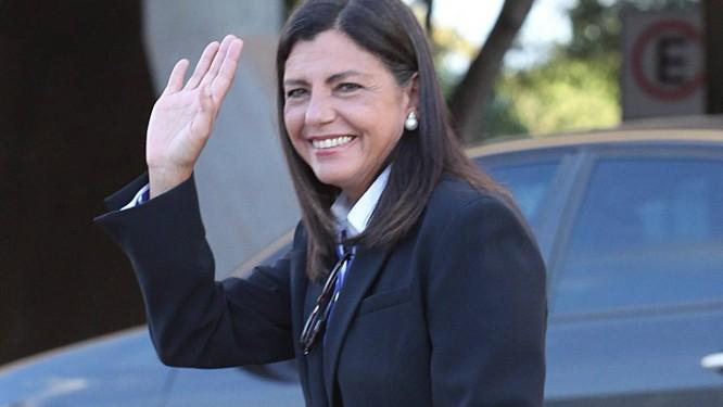 A ex-governadora Roseana Sarney Foto: André Coelho/18-11-2010 / Agência O Globo