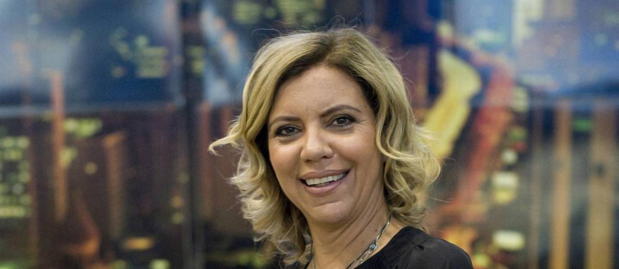 Astrid Fontenelle é internada com suspeita de intoxicação alimentar Foto: Divulgação