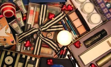 Produtos de beleza: presente certeiro no Natal Foto: Divulgação