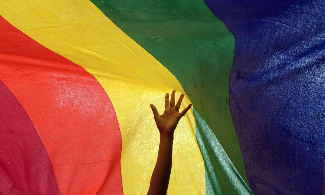 Estudo relaciona salários e sexualidade no mundo Foto: DIBYANGSHU SARKAR / AFP