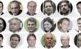 Políticos que estão na lista de Paulo Roberto Costa