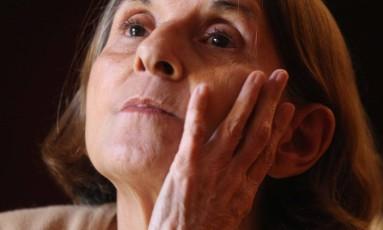 """""""Ditaduras não são reformáveis"""". Hilda Molina, médica cubana exilada na Argentina Foto: La Nacion/GDA"""