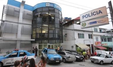 A unidade da Nova Brasília, no Alemão, também sofrerá mudanças no comando Foto: Fabiano Rocha / Agência O Globo